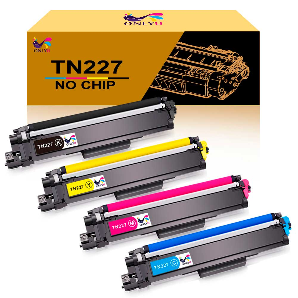 Compatible Brother TN227 TN223 Toner  MFC-L3770CDW HL-L3270CDW L3290CDW